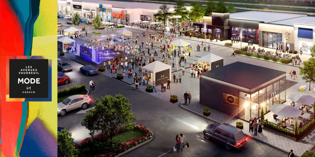 """""""Les Avenues Vaudreuil Set to Transform Retail in Suburban Montreal"""""""