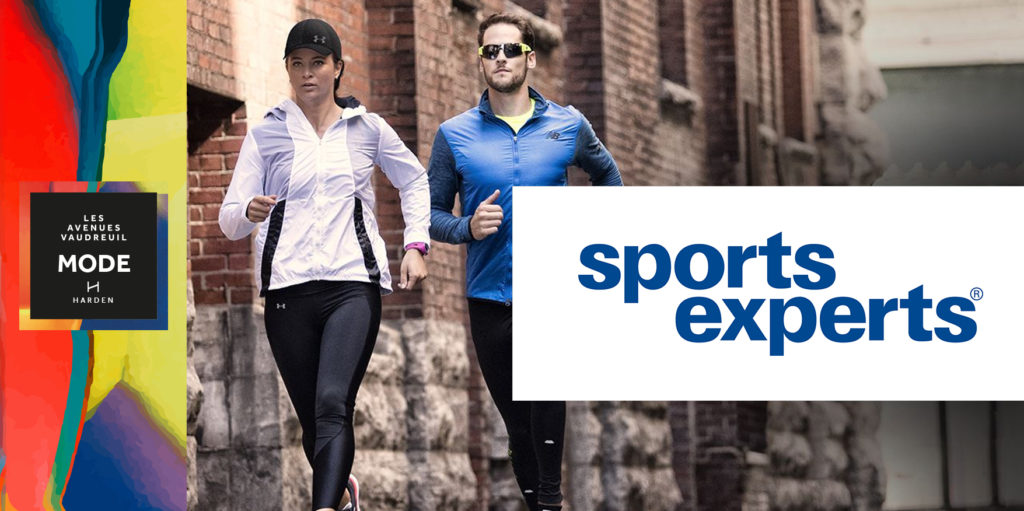 Sports Experts – Now open at Les Avenues Vaudreuil
