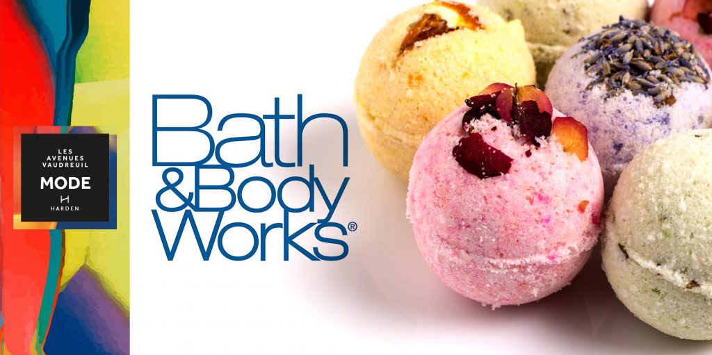 Bath and Body Works is now open!