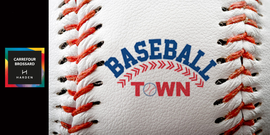 A new location for Baseball Town at Carrefour Brossard – update