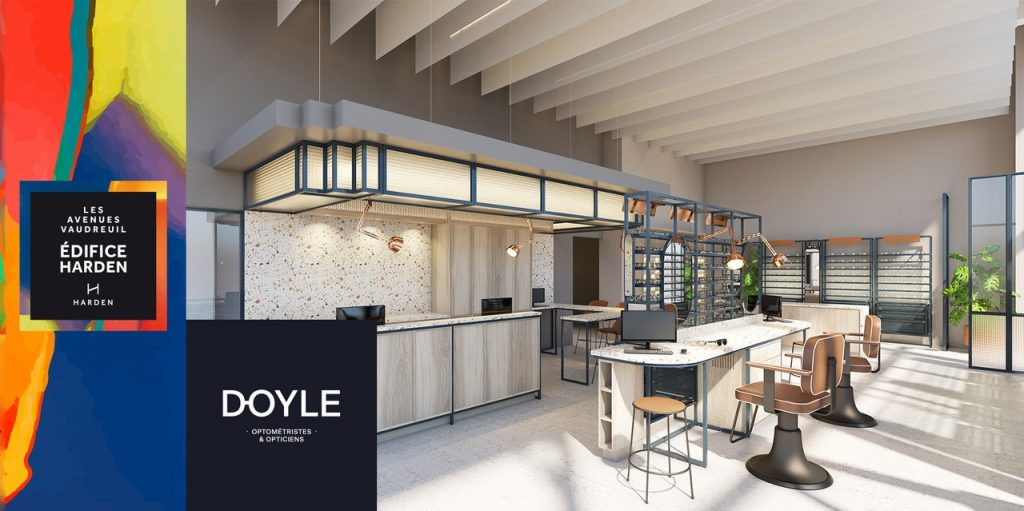 Doyle at Les Avenues Vaudreuil – Summer 2021