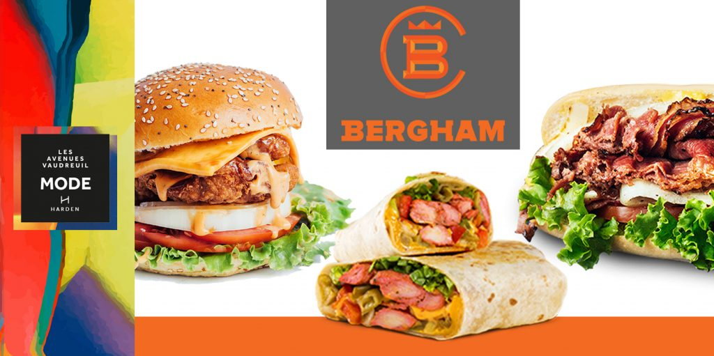 Opening Soon : CENTRALE BERGHAM ® at l'Avenue Mode