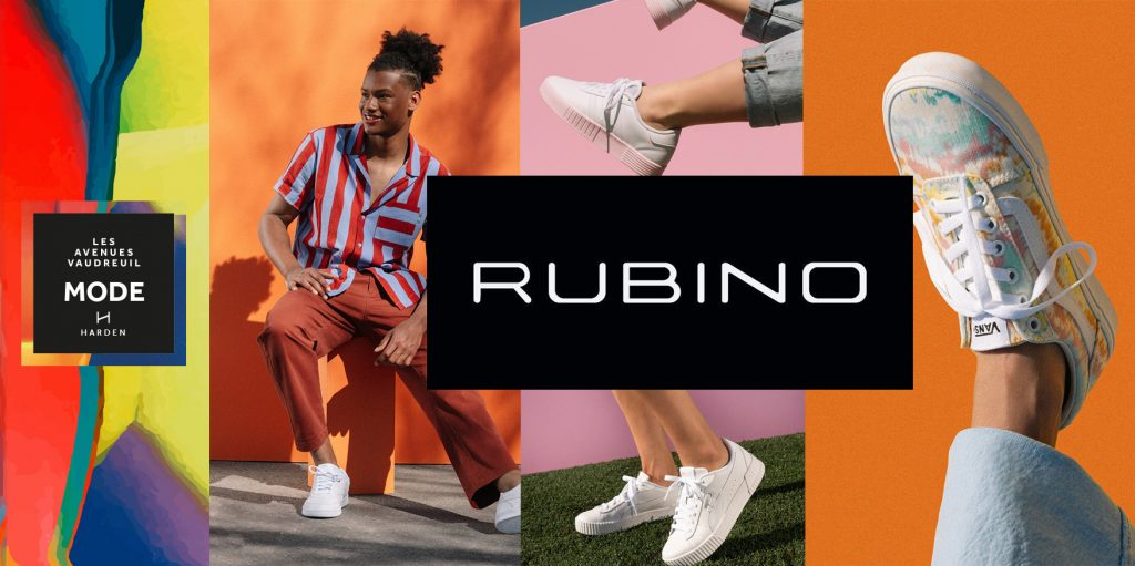 Rubino Shoes opens a store at l'Avenue Mode this fall